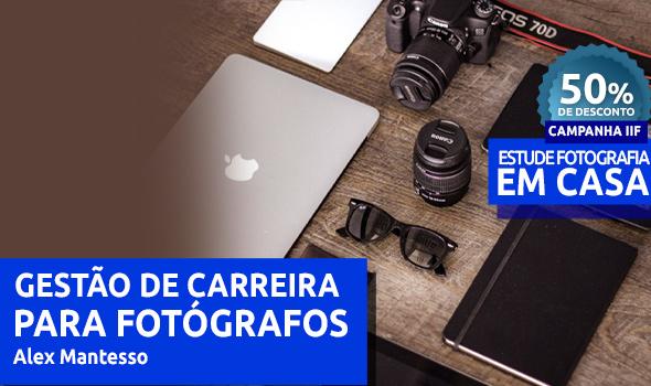 Gestão de Carreira para Fotógrafos