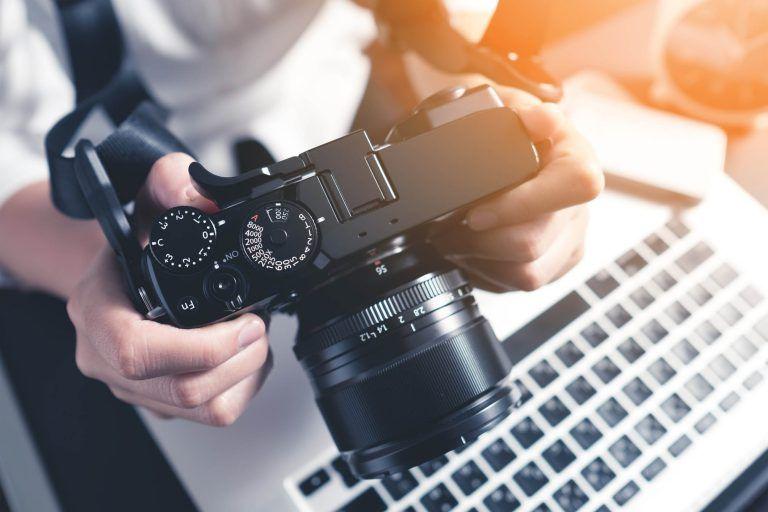 Capacitação Profissional em Fotografia